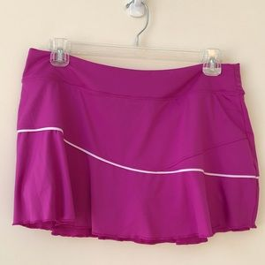 Nike Dri Fit Tennis Skirt Shorts